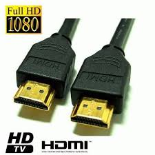 High Speed Altın Uçlu Gold HDMI 2.5 Metre